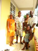 Phillip family hone stay dominica