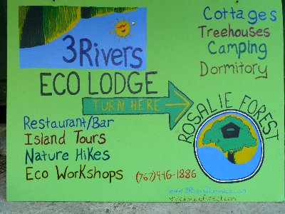 all about the eco lodge